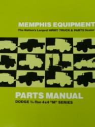 Memphis Equipment Parts-ME741