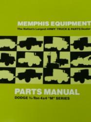 Memphis Equipment Parts-ME741