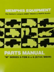 Memphis Equipment Parts-ME809