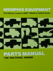 Memphis Equipment Parts-MEMF